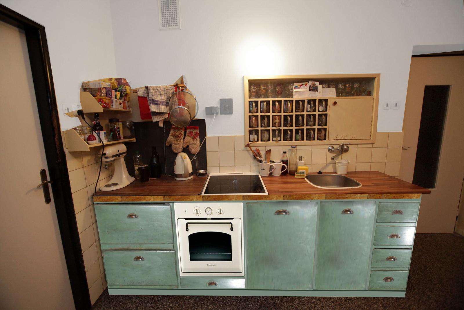 Modernizujeme kuchyňku - Obrázek č. 27