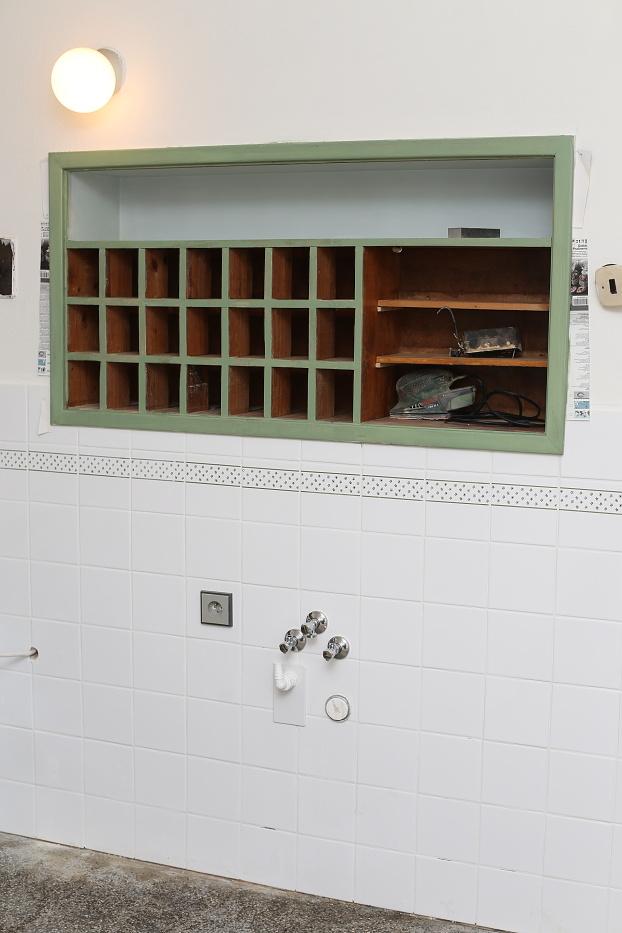 Modernizujeme kuchyňku - skříňka na kořenky