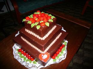 čoko dort