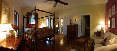 Ralfik a stelka, pomaly ale isto :) - toto by mala byt nasa izba na svadobnu cestu na key west