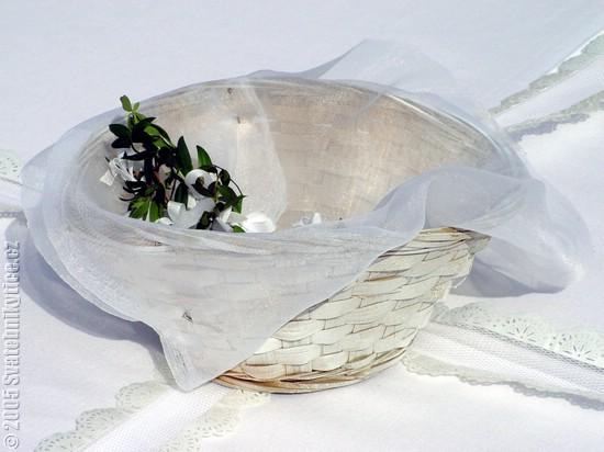 Ralfik a stelka, pomaly ale isto :) - rozmarin pre svadobnycn hosti