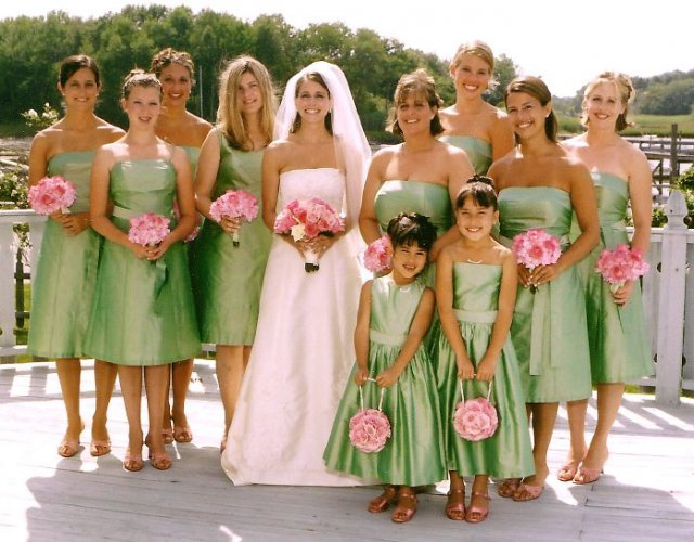 Moja fialova svadba II - Pre cukricisko - tak budeme vyzerat :-)))