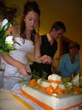 náš dortík!