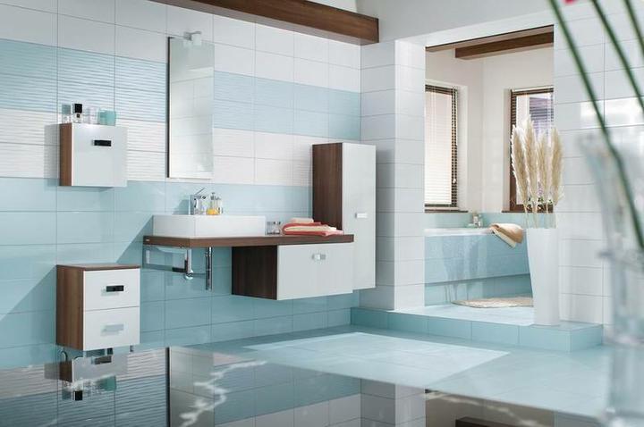 Ako si staviame sen - inšpirácie na kúpelňu - Rako (CZ) - seria Coral
