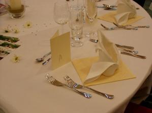 ..ukážka nášho stolovania..