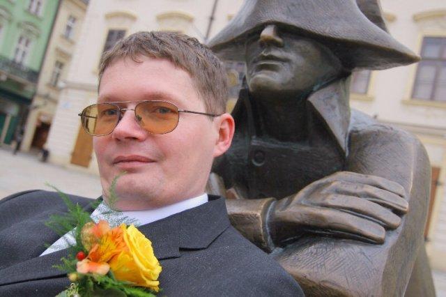 Ellka{{_AND_}}Michal - foto: L. Gustafik