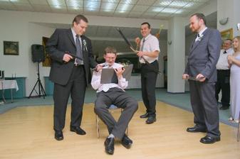 foto: L. Gustafik, moji traja bratia sa ma nechceli tak lahko vzdat