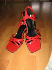 sandalky na redovy tanec