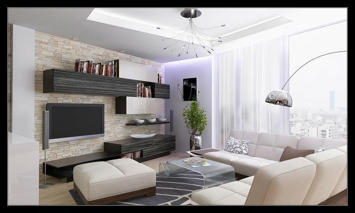 Krása a šarm moderných interiérov - Obrázok č. 35
