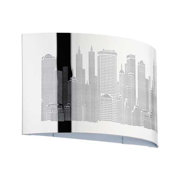 Clifulčina inspirace - ve skutečnosti moc krásná lampa New York
