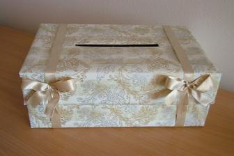 takhle ale do fialova udělám krabici na přání a sponzorské dary ;-)