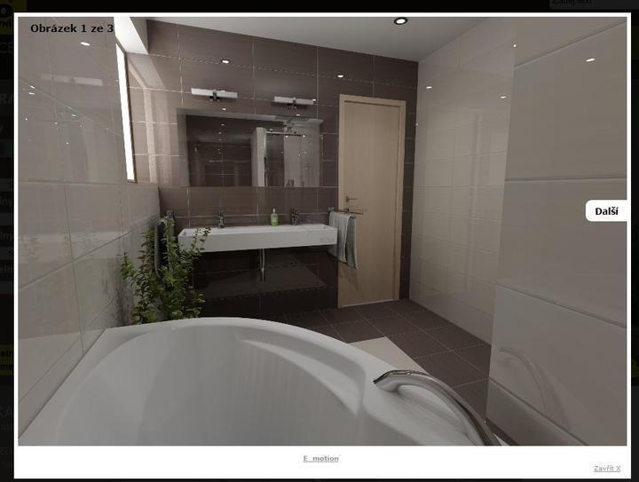 Obklady, dlažba, koupelny - Impronta E-motion