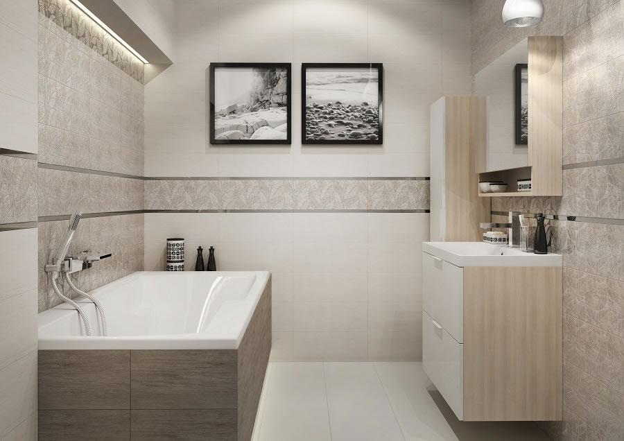 Obklady, dlažba, koupelny - Livi - Cersanit