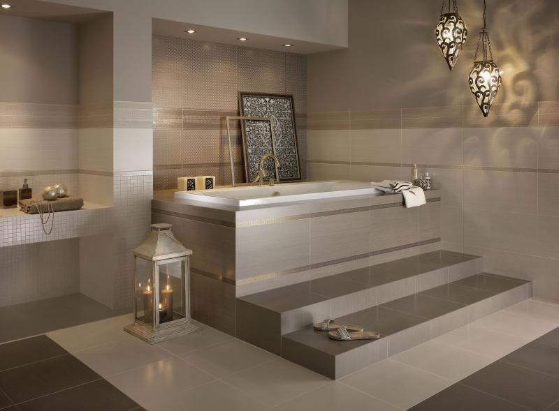Obklady, dlažba, koupelny - Meisha Garam - Ceramika Paradyz