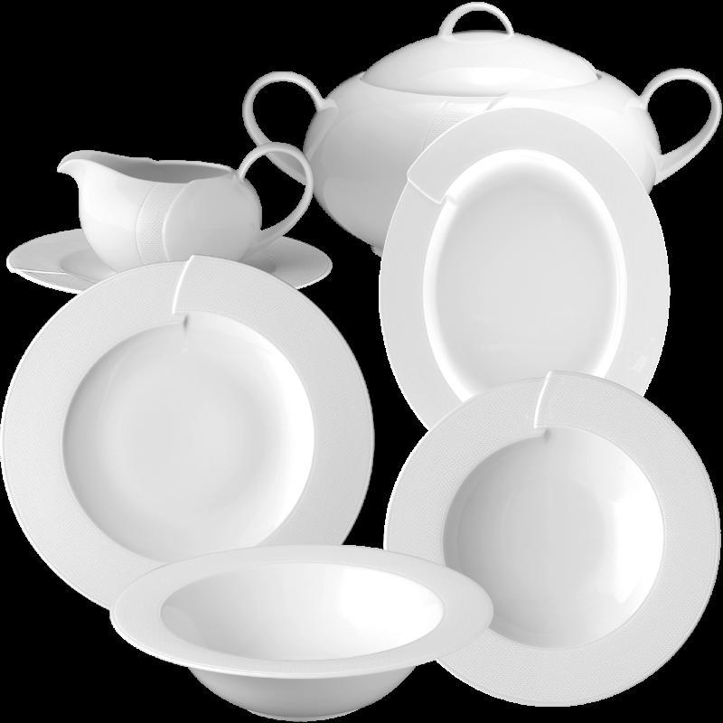 Nádobí - http://www.dumporcelanu.cz/porcelan-seltmann-achat-uni-bily