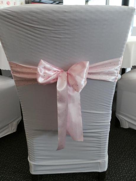 Ružové saténové mašle na predaj - Obrázok č. 2
