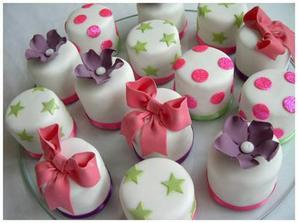 mini dortíky :-)