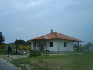 už to vyzerá takmer ako dom