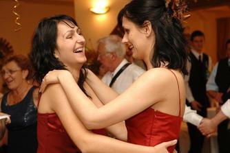 redovy tanec so sestrou