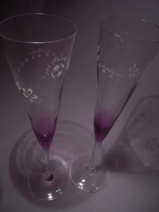 naše pohárky gravírované v... - Obrázok č. 1