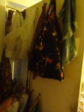 2. deň kuchynske dvere a na nich asi 12 tasiek...co v nich bolo ostalo tajomstvom :)