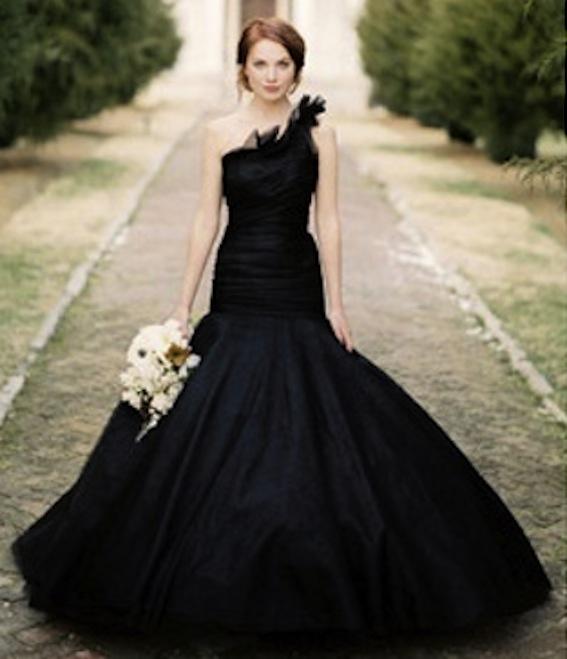 Čierna nie je svadobná....alebo....? - Obrázok č. 2