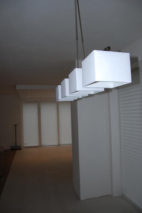 Zařizujeme náš domeček .... - světlo nad jídelní stůl