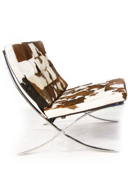 Barcelona chair, a další designová křesílka - Miluju ho!!!