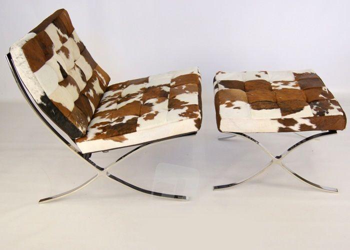 Barcelona chair, a další designová křesílka - Obrázek č. 2