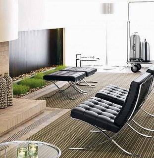 Barcelona chair, a další designová křesílka - Obrázek č. 3