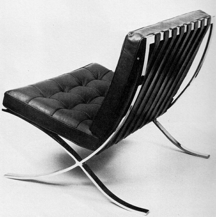 Barcelona chair, a další designová křesílka - Obrázek č. 4