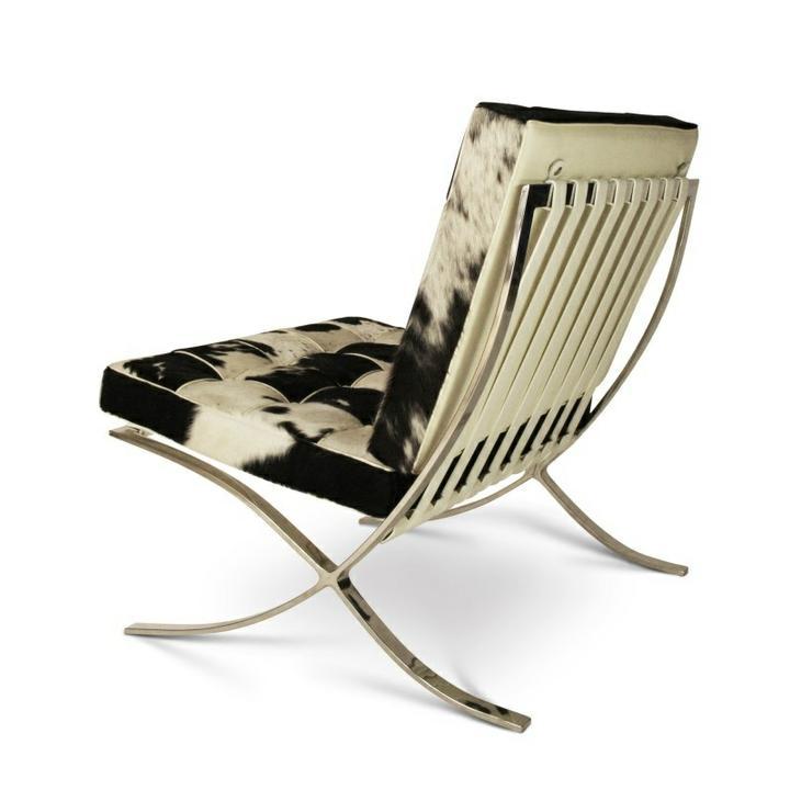Barcelona chair, a další designová křesílka - Obrázek č. 5