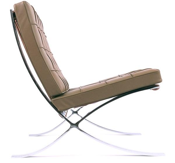 Barcelona chair, a další designová křesílka - Obrázek č. 8