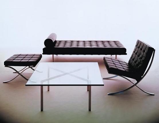 Barcelona chair, a další designová křesílka - Obrázek č. 15