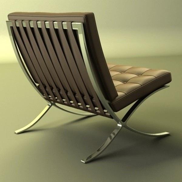 Barcelona chair, a další designová křesílka - Obrázek č. 20