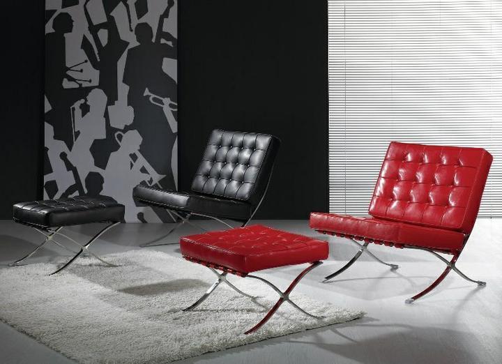 Barcelona chair, a další designová křesílka - Obrázek č. 21