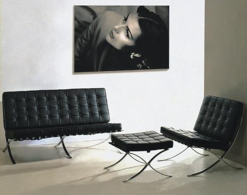 Barcelona chair, a další designová křesílka - Obrázek č. 23