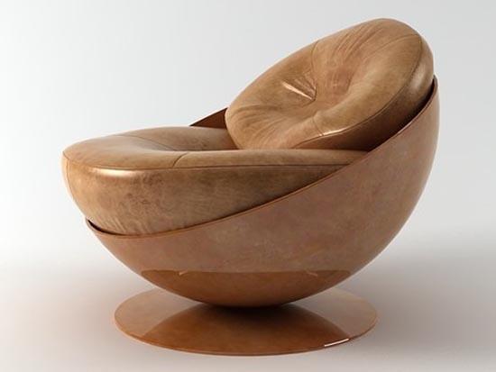 Barcelona chair, a další designová křesílka - Obrázek č. 24