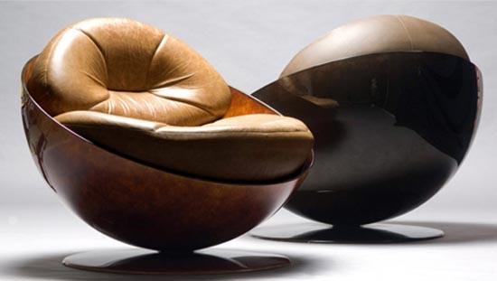 Barcelona chair, a další designová křesílka - Obrázek č. 25