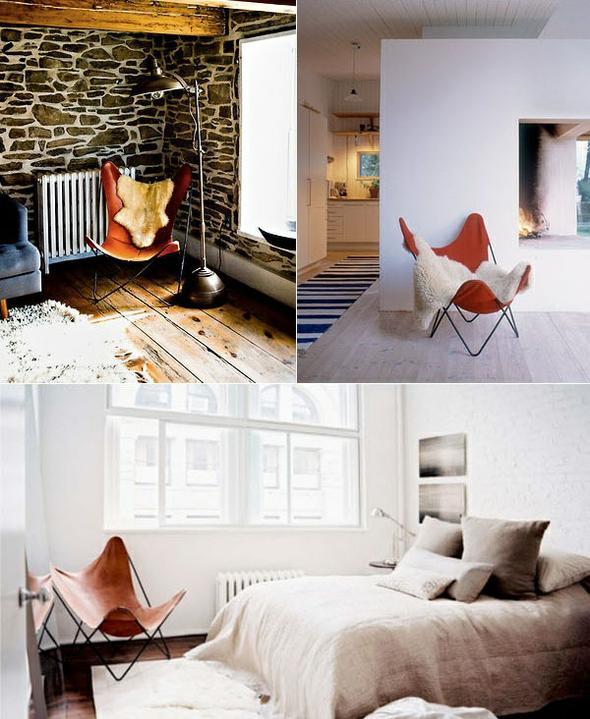 Barcelona chair, a další designová křesílka - Obrázek č. 38