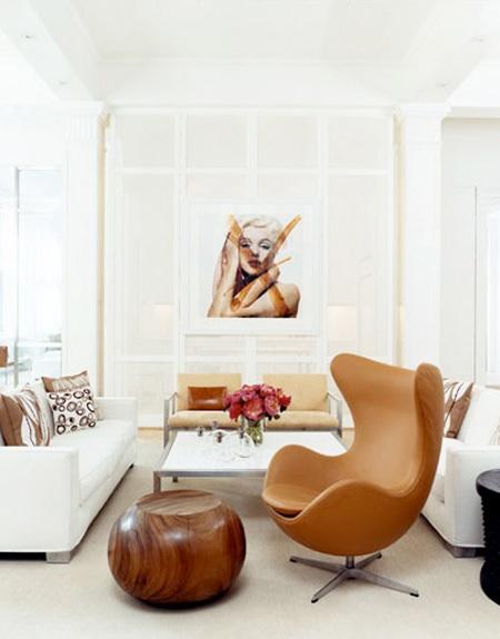 Barcelona chair, a další designová křesílka - Obrázek č. 51