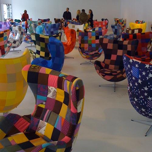 Barcelona chair, a další designová křesílka - Obrázek č. 53