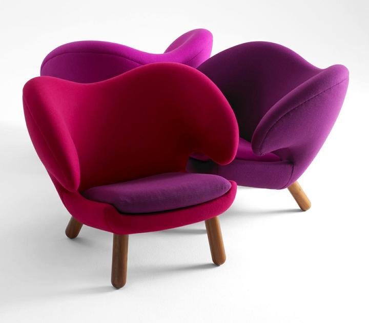 Barcelona chair, a další designová křesílka - Obrázek č. 70