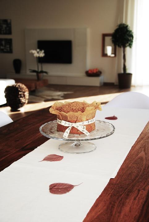 Zařizujeme náš domeček .... - Moje oblíbená snídaně - italská buchta plná dobrot a vůní
