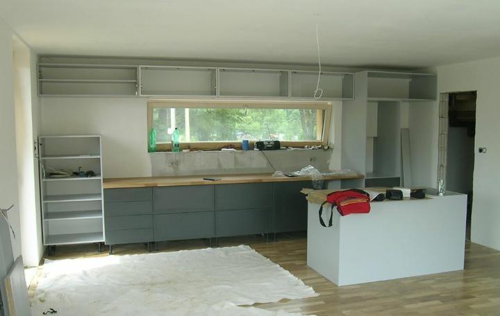 Inspiracie kuchyna - Zhruba taketo okno chcem d kuchyne..ale chcela by som ho trosku vacsie, blizsie k pracovnej doske, a bolo by to akurat.. :)