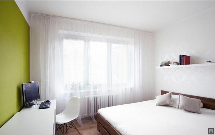 Inspiracia spalna - Ta biela tapeta je super, akurat tak do spalne..skoda len, ze lepsiu (detailnejsiu) foto som nenasla..