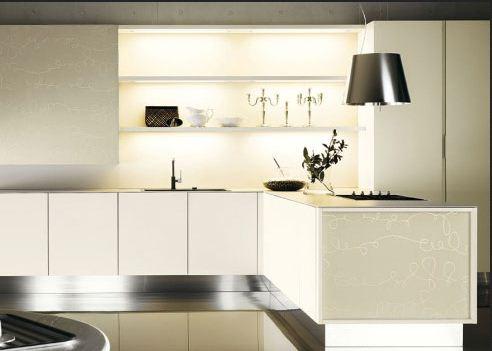 Inspiracie kuchyna - Dizajnovy digestor :)
