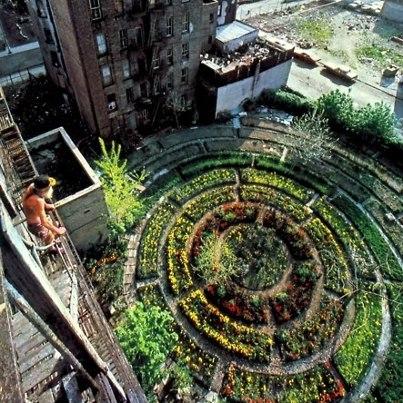 Zahradne mandaly - Pekny vyhlad.. :)