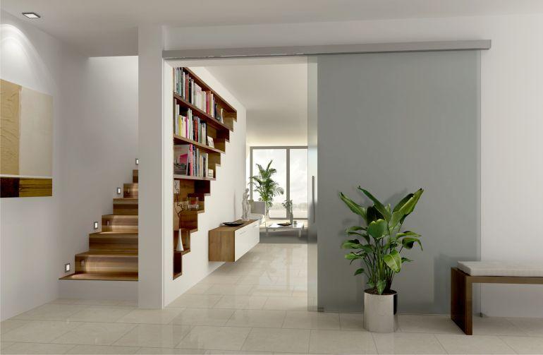 Pozor, schod-d-d-d! - Pekne riesena kniznica, krasne kopiruje schody :))