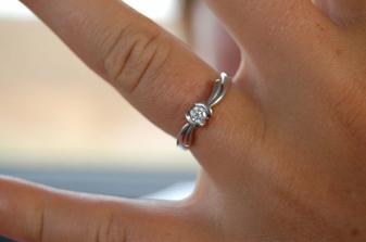 Moj zasnubny prstienok